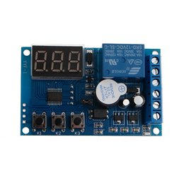 Wholesale Monitor Boards - DC 12V Charging Discharge Switch Control Module Voltage Monitor Switch Board