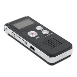 2019 disco flash del lettore mp3 Attivato All'ingrosso-Grigio 8GB Mini USB Flash Pen Disk Drive Telefono Digital Voice Recorder Lettore MP3 Audio dittafono gravador de voz sconti disco flash del lettore mp3