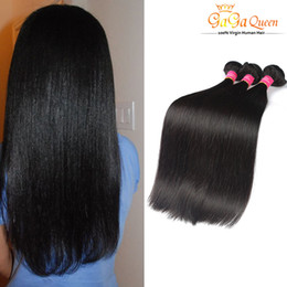 Wholesale Brazilian Hair Clearance - Malaysian Straight Hair Clearance Sale Brazilian Human Hair Weave Unprocessed Peruvian Indian Remy Virgin Silky Straight Hair Bundles