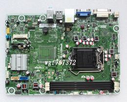 Pour carte mère Intel Desktop HP 110-023W H61 Intel Intel 712291-001 717070-501 717070-601 S115X Intel Systemboard ? partir de fabricateur