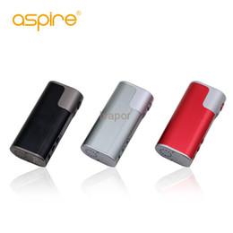 100% original aspire zelos 50 w tc caixa mod 2500 mah bateria elegante design amigável ajuste do visor automático 100% de Fornecedores de preto melhor mod vape