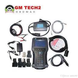 Wholesale Saab Tech Scanner - GM TECH2 scanner software(GM,OPEL,SAAB ISUZU,SUZUKI HOLDEN) Full Set Vetronix gm tech 2 with Candi Interface without box