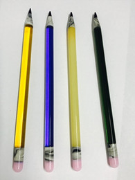 Wholesale Tools Wholesaler Usa - New USA Dabbers Colorful oil rig glass bong dabs tools dabber glass dabber oil dabbers mix colors