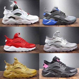 Wholesale women trainers sale - Hot Sale New Air Huarache Running Shoes Trainers For Men Women Outdoors Shoes Huaraches Sneakers Size:36-45