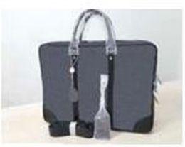Wholesale Leather Briefcase For Laptop - Brand Designer Men PU Leather Handbag Black Brown Briefcase Laptop Shoulder Bag Messenger Bag For Men Business Bag