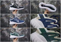 Wholesale Nova Fabrics - 2017 New Arrival White Mountaineering x Tubular Nova Men's High Quality Sneakers BB0767 BB0768 BB0769 Running Shoes Size 40-44