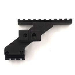 Wholesale Wholesale Glock - DHL free shipping Scope Mount for Red Dot Laser Sight Flashlight Weaver 21mm Rail Glock