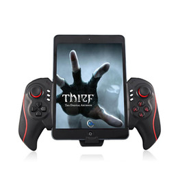 Wholesale Ipad Ios Controller - BTC-938 Bluetooth Wireless Multi-function Game Controller Support IOS Android Ipad TV Computer