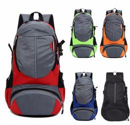 Wholesale Vintage Man Rucksack - Adjustable New Fasion Men Nylon Rucksack Shoulder Bags Hiking Vintage Bicycle Sports Backpack Laptop Bag Color Matching KSKS