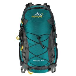 Wholesale Tactical Knapsack - 40L Professional Women's Men's Outdoor Sport Bag Large Shoulders Backpack Tactical Camping Hiking Climbing Trekking Knapsack