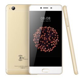 """Wholesale Cell Phone Touch Slim - ken V7 ultra Slim thin Smartphone 4G LTE Quad Core 5.0"""" 1280x720 Android 6.0 Cell Phone Metal body"""