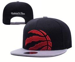 Wholesale Hats Toronto - 2017 Toronto Adjustable Raptors Lowry DeRozan Snapback Hat Thousands Snap Back Hats Basketball Cheap Cap Adjustable men women Baseball Caps