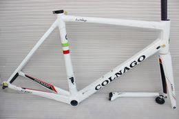 Wholesale Colnago Road Bicycle - Colnago C60 carbon road frame Match fork size 700C wheels amd 130mm hubs full carbon fiber bicycle frame