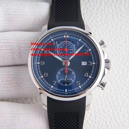 Wholesale Blue Series X - 5 Color Best Edition ZF Factory Maker Classic Series 45mm x 14.5mm 390503 CAL.89360 Chronograph Movement Automatic Mens Watch Watches