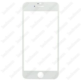 Wholesale Iphone Outer Glass - Front Outer Touch Screen Glass Lens Replacement for iPhone 6 6s iPhone 6 6s Plus iPhone 7 7 Plus free DHL