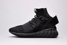 Wholesale Camping Shoes For Men - Adidas Originals 2017 Tubular Doom PK S80508 S80509 Cheap Wholesale Newest Sneaker Footwear Online For Sale High Quality Running Shoes