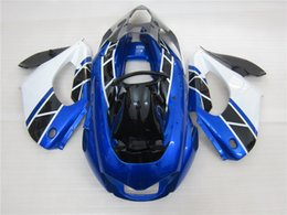 Wholesale 1996 Yamaha Fairing - 3 gift New Hot ABS motorcycle Fairing kits 100% Fit For YAMAHA YZF 1000RR YZF-1000RR 1996-2007 YZF1000RR Blue White Black