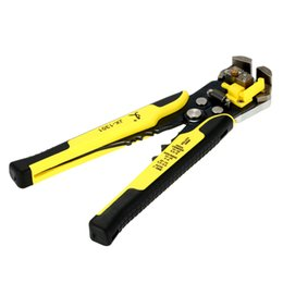 Wholesale Hand Crimp - automatic Cable Wire Stripper Cutter Crimping multifunction Pliers multi tool plier multiherramienta hand tools ferramentas