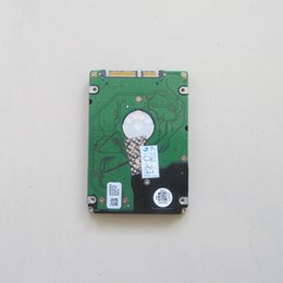 Wholesale Star Works - MB Diagnostic Scanner mb star c4 software hdd fit in CF-19 D630 X201T X200T ect laptop MB Star C4 Sd Connect work efficiency