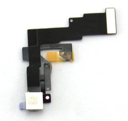 Wholesale Iphone 4s Lens Kit - New Original Front Rear Back Camera Cam Ribbon Lens Flex Cable Spare Part Replacement kits for iPhone 4 4S 5 5S 6 6S 6PLUS 7 small Camera