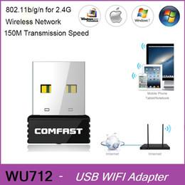 Wholesale Antena G - 2017 150M USB Wireless Adapter 150Mbps Wifi IEEE 802.11n g b Mini Antena Adaptors USB Network Card 10pcs