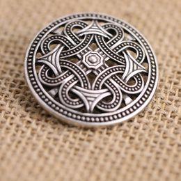 Argentina Al por mayor- 10pcs Norse Vikingos Amuleto Suecia peroné Set Broches Viking brosch joyería Talismán cheap talisman jewelry wholesale Suministro