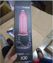 Wholesale Pump Proextender - Hydromax Bathmate X30 Penis Pump With Instructions! Penis Enlargement Water Spa Penis Extender Like Proextender