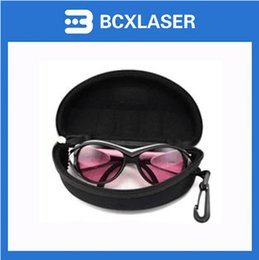 Wholesale Laser Co2 Glass - Newly Designerhigh quality 10600nm protecive wavelength CO2 Laser Safety Glasses laser safty goggles price
