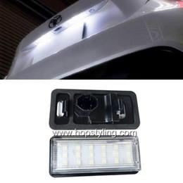 UK prado led - For Toyota Land Cruiser 120 Prado Land Cruiser 200 Lexus GX470 Car styling No Error LED White rear number plate light auto lamp