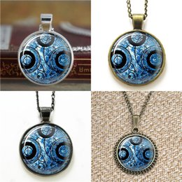 Wholesale Time Machine Wholesale - 10pcs Doctor Who Time lord pendent Dome Time Machine Glass Photo Necklace keyring bookmark cufflink earring bracelet