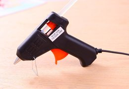 Wholesale High Temperature Glue - DIY handicrafts hot melt glue gun 20W high temperature mini glue gun