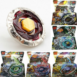 Wholesale New Beyblade Sets - Worldwide 1Set New Style Assemble Beyblade 4D Clash Launcher Grip Set Varies Hot Ejector Beyblades