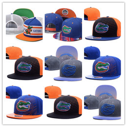 Wholesale Cheap Basketball Hats - 2017 New Style Cheap Florida Hat,Wholesale,Free Shipping Florida Gators Basketball Caps,Snapback College Football Hats,Adjustable Cap