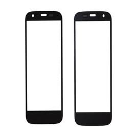 Wholesale Touch Xt912 - Front Outer Touch Screen Glass Replacement for Motorola G G2 G3 E E2 X X2 X3 XT912 XT890 XT1254 Droid Turbo