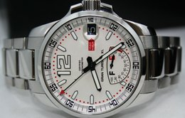 Wholesale Miglia Watch - Top Quality Brand New Miglia XL Power Reserve Automatic Mechanical Mens Watch Stainless steel Bracelet Men's Wristwatches