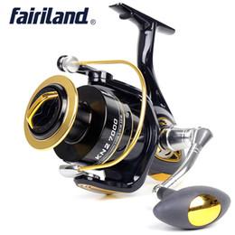 rs rodas Desconto 10BB + 1 4.2: 1 carretel de pesca barco girando BANDO 7000 8000 10000 carretel de jogo grande L / R intercambiáveis CNC lidar com roda de pesca