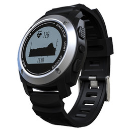 Wholesale Outdoor Gps Watches - S928 outdoor Bluetooth smart watch, professional GPS positioning, running, heart rate, air pressure, temperature, smart wear