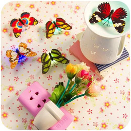 Wholesale Party Gifts Led Lights - 10pc Creative small fancy lantern Beautiful Night Light Colorful LED Wedding Party Room Decors Light Baby Night Light Christmas Holiday Gift