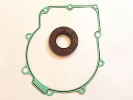 Wholesale Gasket Cover - Grizzly 660ATV YFM660 Wet Clutch Cover Gasket Cover Carburetor Gasket and Oil Seal 35x65x9 Fit Yamaha Grizzly 660 2002-2008