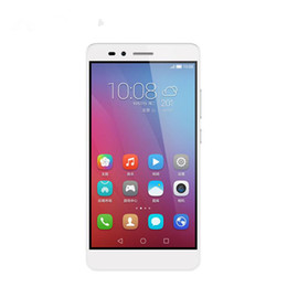 """Wholesale India Proof - Original Huawei Honor 5X Play Cell Phone Snapdragon 616 Octa Core 2GB RAM 16G ROM Android 5.1 5.5"""" FHD 13MP Fingerprint 4G LTE Mobile Phone"""
