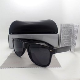 Wholesale Vintage Framed Butterflies - High quality Brand Designer Fashion Men Women Sunglasses UV400 Sport Vintage Sun glasses Retro Eyewear With box