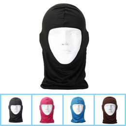 Wholesale Cycling Riding Bicycle Sports Protective - Cycling Protective Gear 24 Colors Bike Face Mask Caps Hats for Bicycle Riding Outdoor Sports Cycling Masks
