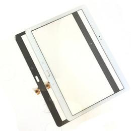 para el nuevo Samsung Galaxy Tab S 10.5 pulgadas SM-T800 T805 Pantalla táctil Digitalizador Cristal Lente sin dhl desde fabricantes