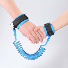 Canada Bracelet réglable pour bébé Toddler anti-perte de sécurité bracelet enfant bande harnais laisse laisse sangles marcher enfant protéger lien extérieur du poignet Offre