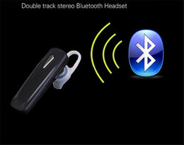 Wholesale Handset Earphone Bluetooth - High Quality M163H Bluetooth Earphone 4.1 Wireless Sports Earphone for Xiaomi Apple Phones Stereo Handset