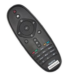 Wholesale Philips Tv Remotes - Wholesale- free shipping 100% original for RC2683204-01 USR FOR PHILIPS TV DVD AUX RC2683204-01 RC2683203-01 REMOTE CONTROL CONTROLLER