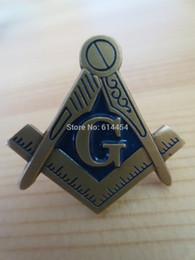 Wholesale Metal Lapel Badges - Masonic Lapel Pins Badge Mason Freemason B25