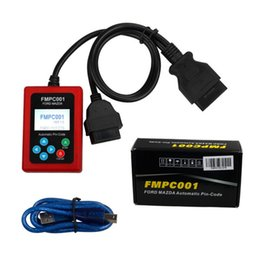 Wholesale Outcode Ford - Top Quality V1.7 FMPC001 Incode Calculator For Ford Mazda No Token Limitation FMPC001 support 6 digit outcode transfer to 4 digit.