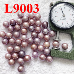 Wholesale Natural Oysters - free shipping 10 pearl oyster with giant 9-10mm natural Edison round pearl with vacuum-packed for party