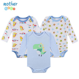 Wholesale Baby Clothes Car Cartoon - 3 Pieces lot 2016 New Fashion Kids Boys Clothes Cartoon Car Rompers Boy Girl's Wear Baby Romper Baby Clothing Freedrop Shipping